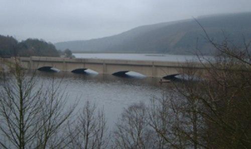 Ladybower Viaduct