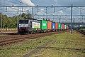 Lage Zwaluwe 189 285 European Gateway Services van Rurtalbahn met containers (14928596455).jpg