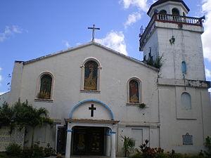 Santa Maria, Laguna - Sta Maria Catholic Church