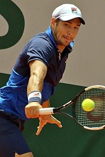 Dušan Lajović Serbian tennis player