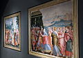 Lambert Lombard, David et Batshéba, et Coriolan et Venturia (1530-35), Grand Curtius, Liège.JPG