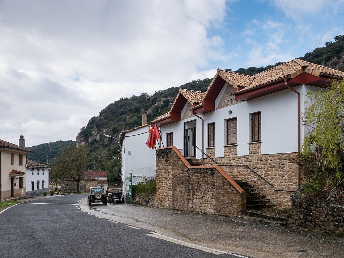 Lana navarra wikipedia la enciclopedia libre - Casas en el valles occidental ...