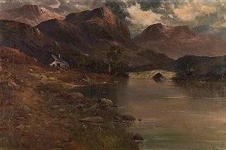 Landscape, Snowdonia
