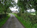 Lane, Creevy - geograph.org.uk - 1460536.jpg