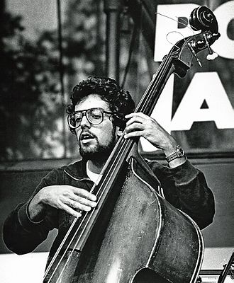 Larry Klein - Larry Klein performing at the 1978 Pori Jazz Festival