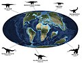 Late Cretaceous paleogeography and distribution of titanosaur nesting sites.jpg