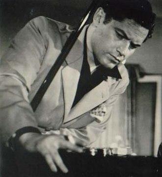 Lautaro Murúa - Lautaro Murúa in 1958