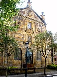 Lazkao - Monasterio de Santa Teresa (Benedictinos) 29.jpg