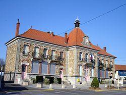 Rathaus Le Pin (Seine-et-Marne)