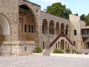 Architecture of Lebanon - Beiteddine Palace