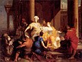 Leclerc-Sébastien-the-Younger Achilles-discovered-among-the-daughters-of-Lycomedes C1750.jpg