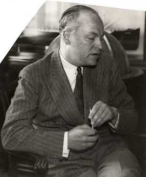 Leif Høegh - Leif Høegh. ca 1935