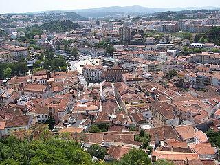 Leiria Municipality in Centro, Portugal