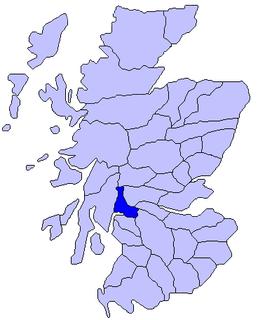 The Lennox Region of Scotland