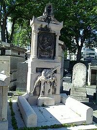 Leon cogniet grave.jpg