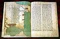 Leonardo bruni, storia di seleuco e di antioco, firenze 1450-75 ca. (bml, palatini 90) 01 penisola arabica e mesopotamia.jpg