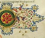 Leonardo bruni, traduzione dell'etica nicomachea di aristotele, firenze 1450-75 ca. (bml, pluteo 79.12) 07,1.jpg