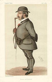 Leopold de Rothschild British banker