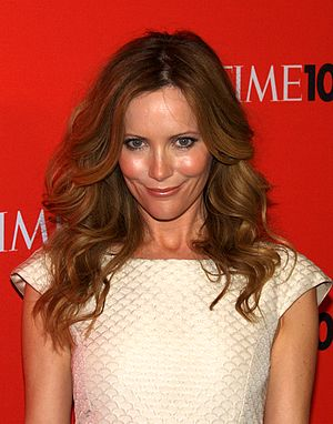 English: Leslie Mann at the 2010 Time 100.