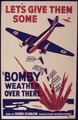 """Let's Give Them Some """"Bomby"""" Weather over there - NARA - 534511.tif"""