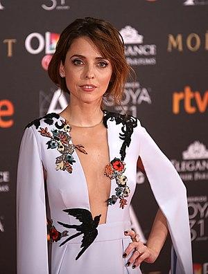 Leticia Dolera - Dolera at the Goya Awards 2017