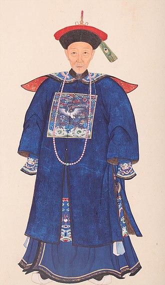 Viceroy of Min-Zhe - Image: Li Shiyao
