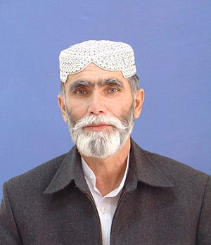 Liaqat Ali Bangulzai