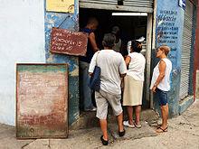 Libreta line Havana