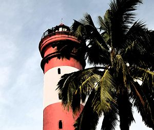 Purakkad - Purakkad Lighthouse