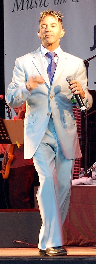 Limahl - Limahl in England in 2007
