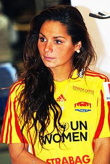 Lisa Klinga Swedish footballer