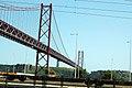Lisbon - Ponte 25 de Abril - panoramio.jpg