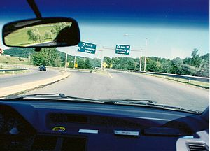 """Sweet Baby James (song) - In 1994, a family of James Taylor fans listens to the Live recording of """"Sweet Baby James"""" as they enter the Massachusetts Turnpike and see signs from Stockbridge to Boston."""