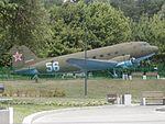 Lisunov Li-2 56 33444309 Belarusian Great Patriotic War Museum in Minsk 21 July 2015.jpg