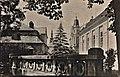 Litovel-Husova ul. od jv.-most přes Nečíz-1936.jpg