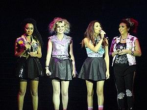 Little Mix - Little Mix in 2012.