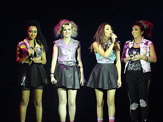 Little Mix - Little Mix in 2012.