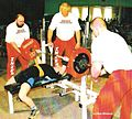 Liubou Bialova IPF single bench press championship.jpg