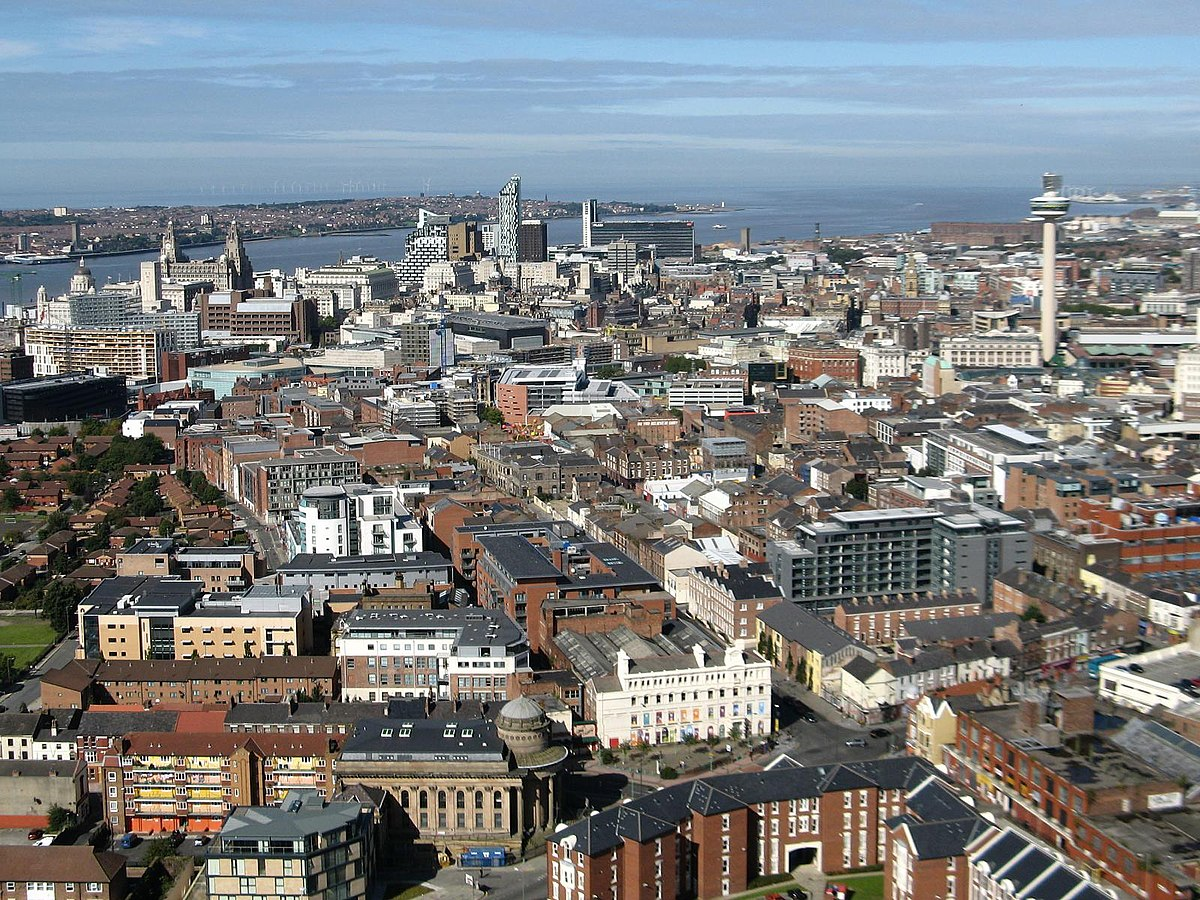 Liverpool city centre - Wikipedia