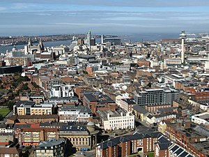 North West England - Liverpool City Centre