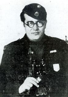 Ljubo Miloš Fascist war criminal