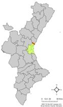 Localització de Puig respecte del País Valencià.png