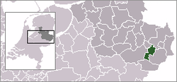 Location of Hengelo