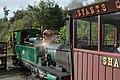 Locomotive NZR L 508 at the end of the Infants Creek tram line near Shantytown.jpg