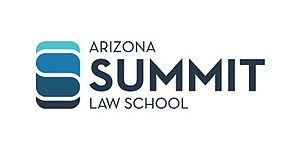 Arizona Summit Law School - Image: Logo 2014 04 13 02 14