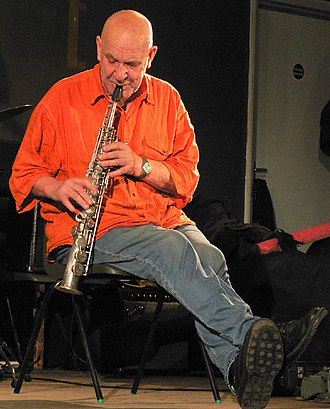 Lol Coxhill - Coxhill at the Red Rose Club, North London, 2007