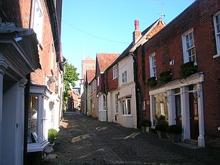 Petworth Human settlement in England