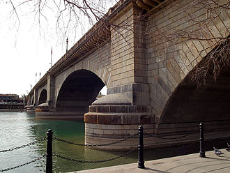 Lake Havasu - Image: London Bridge Lake Havasu