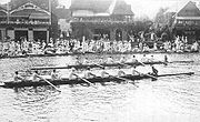 London 1908 Rowing
