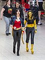 London Comic Con Oct 14 - Wonder Woman & Cheetah (15627940852).jpg